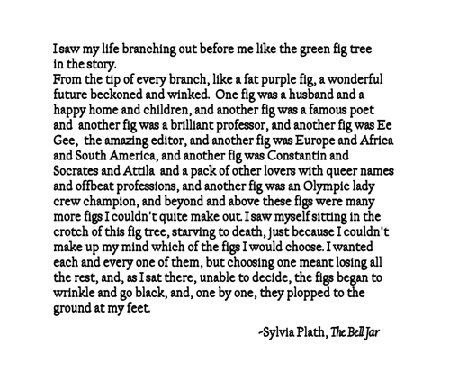 """esther and patriarchy in the bell jar the only novel of sylvia plath Esther, the protagonist, and sylvia, the writer, both fear the consequences of  submitting to marriage and the patriarchal system it stands for: """"i  118), plath  decides to use her only novel to tell about a year in esther´s life and to depict her  inner."""