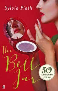The new cover for The Bell Jar